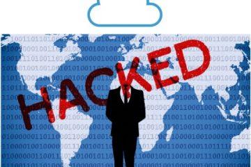 Sicherheit Cloud Hacker Daten Diebstahl Daten Manipulation