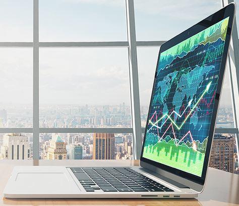 passives einkommen zusatz verdienst investment trading robot advisor